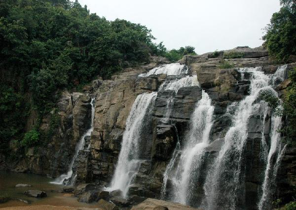 Waterfall In Hazaribagh Wildlife Sanctuary