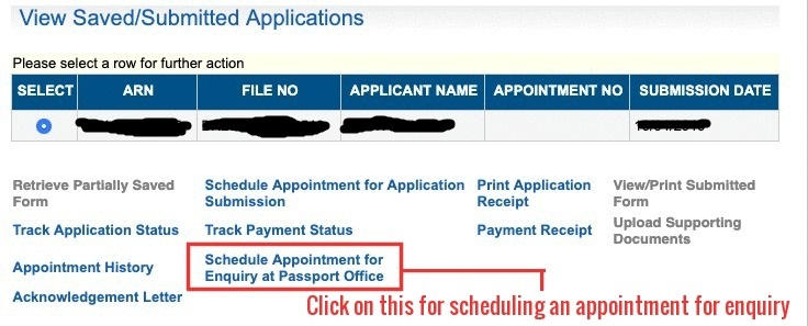 passport-enquiry-appointment