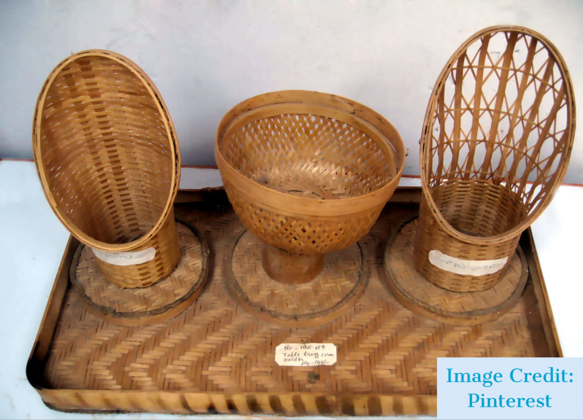 Bamboo Crafts - Tripinfi