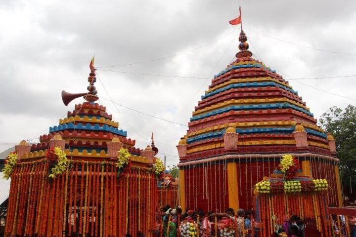 Chinnamasta Temple during Makar Sankranti - Tripinfi