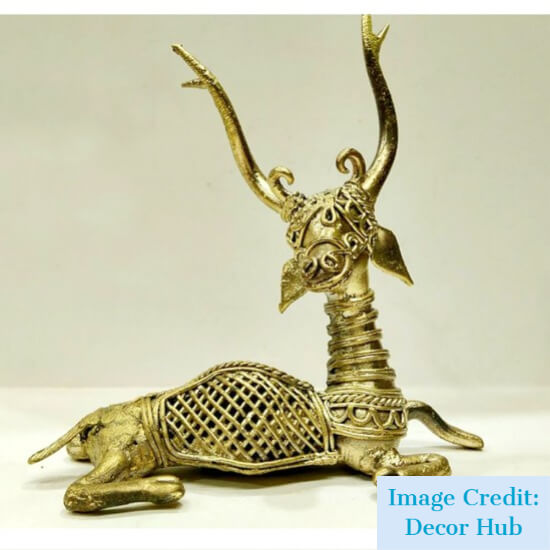 Dhokra Crafts - Tripinfi