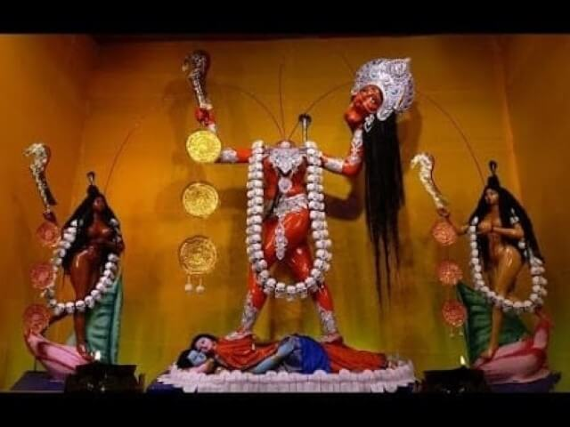 Idol of Goddess Chinnamasta - Tripinfi