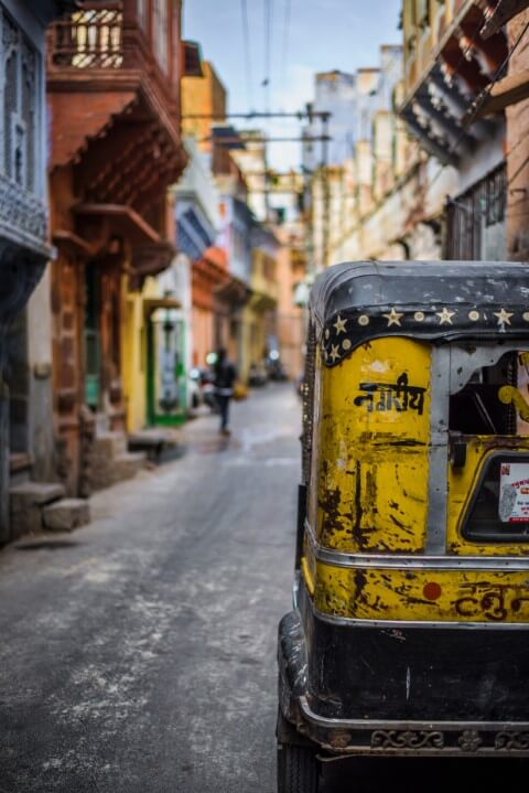 Travel Hashtags for India