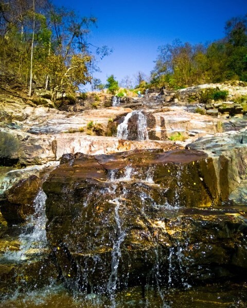 Lawapani Waterfall Photo - Tripinfi