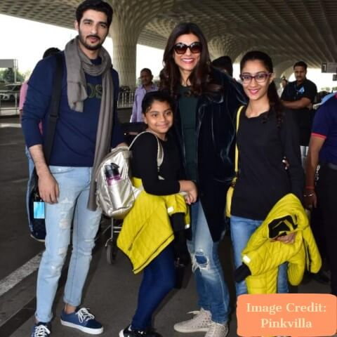Rohman and Sushmita, Top 10 Airport Looks of Bollywood Couples For Your Next Trip - Tripinfi