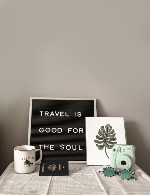 Cool Quotes on travel for your social media posts - Tripinfi