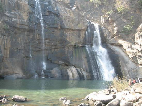 Lower Ghaghri Falls