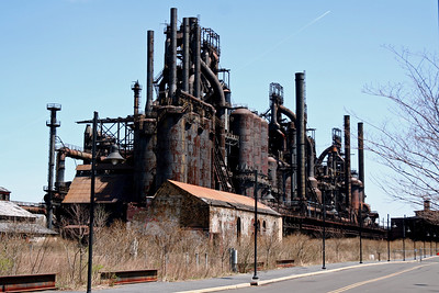 A Steel Plant in Pittsburgh