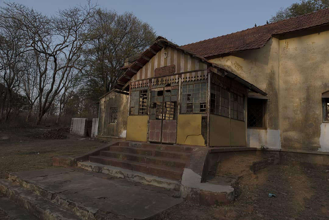 Ruins of Colonial Bungalows