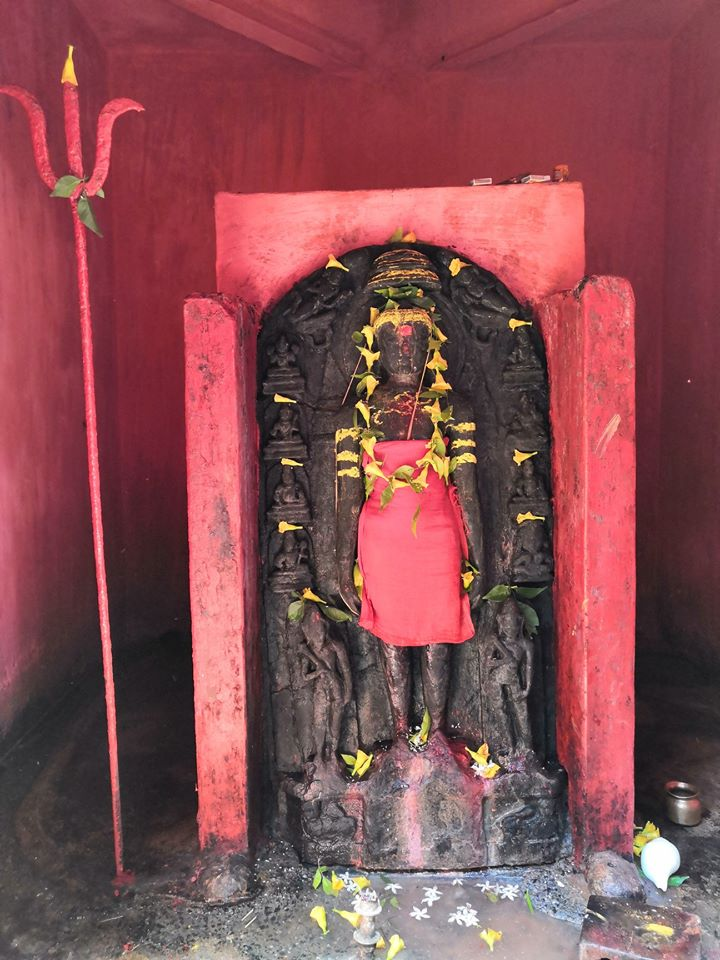 Idol of Bhairavnath