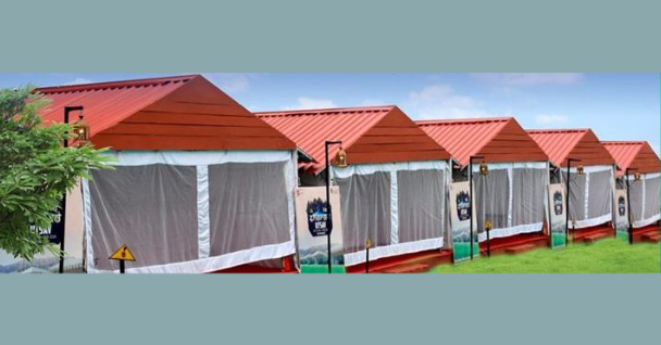 Swiss Cottage Tents Netarhat -Tripinfi