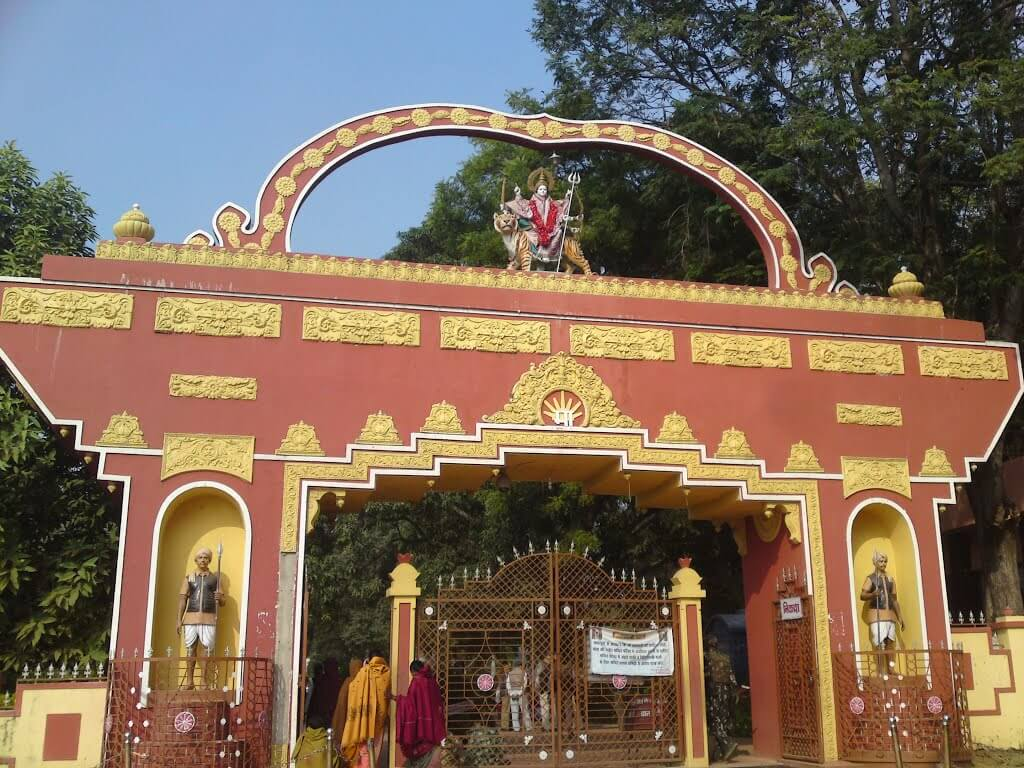 Bhadrakali Temple Entrance